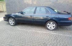 Nigerian Used 1998 Toyota Camry Automatic Blue Colour