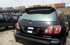 Clean Tokumbo Lexus RX 300 2001 Black