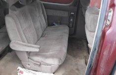 Clean Tokunbo Toyota Sienna 2000 Beige