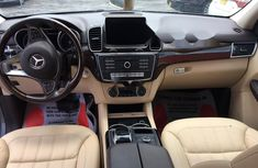 Well maintained 2016 Mercedes-Benz GLE suv / crossover for sale at price ₦17,000,000