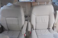 Clean Nigerian used Toyota Sienna 2001 Silver