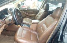 Clean Acura MDX 2004 Sport Utility Black