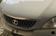 Neat Tokunbo Lexus RX 2007 400h AWD Silver
