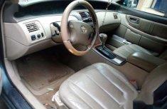Clean Nigerian used Toyota Avalon 2004 Green