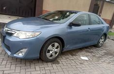 Clean Tokunbo Toyota Camry 2014 Blue