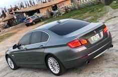 Foreign Used 2011 BMW 535i Gray Colour