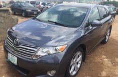 Sell grey/silver 2011 Toyota Venza suv / crossover automatic at mileage 0
