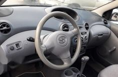Tokunbo 2003 Toyota Echo Automatic Silver Colour