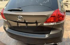 Neat Foreign used Toyota Venza 2011 AWD Brown