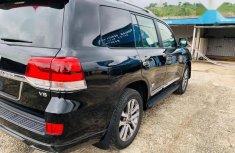 Clean Tokunbo Toyota Land Cruiser 2018 Black