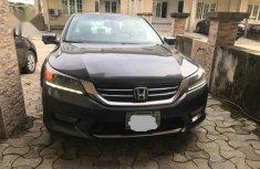 Neat Nigerian Used  Honda Accord 2013 Gray