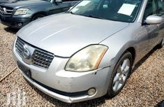Clean Nigerian used Nissan Maxima 2004 Silver