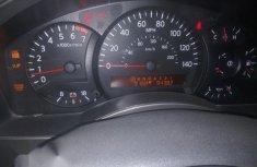 Nigerian Used 2004 Nissan Armada 4x4 LE Gray Colour