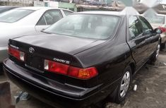Super Clean Foreign used Toyota Camry 2001 Black