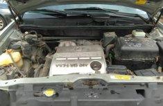 Clean Tokunbo Lexus RX 2003 Silver
