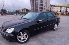 Sell 2002 Mercedes-Benz C240 sedan automatic in Lagos