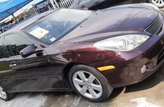 Tokunbo 2005 Lexus ES 330 Purple Colour