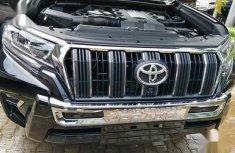 Brand New 2019 Toyota Land Cruiser Prado VXR Black