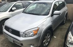 Grey/silver 2007 Toyota RAV4 car at mileage 0 at attractive price