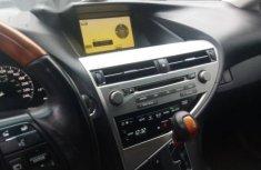 Neat Tokunbo Lexus RX 350 2011 Black