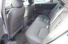 Clean Tokunbo Toyota Camry 2005 Silver