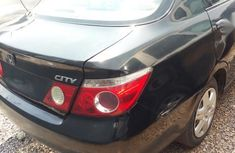 Clean Nigerian used Honda City 2006 Black