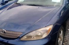 clean Tokunbo Toyota Camry 2003 Blue