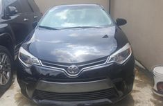 Well maintained 2016 Toyota Corolla automatic at mileage 0 for sale