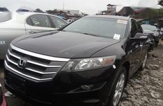 Neat Foreign used Honda Accord CrossTour 2012 Black