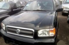 Neat Foreign used Nissan Pathfinder 2003 Black
