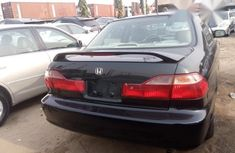 Foreign Used Honda Accord 2002 Gray