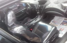 Super Clean Foreign used Acura ZDX 2011 Black