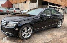 Clean Nigerian used Mercedes-Benz C300 2010 Black