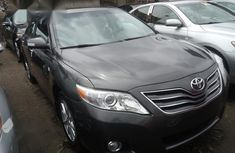 Foreign Used Toyota Camry 2008 Gray
