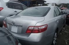 Clean Tokumbo Toyota Camry XLE 2008 Silver