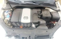 Foreign Used Volkswagen Jetta 2009 2.5 S White