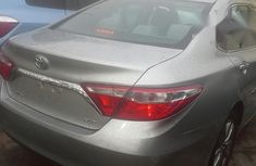 Clean Tokunbo Toyota Camry 2017 Gray
