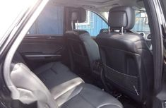 Neat Foreign used Mercedes-Benz ML350 2011 Black