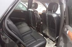 Super Clean Foreign used Mercedes-Benz M Class ML350 4MATIC 2008 Black