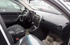 Foreign Used Toyota Matrix 2006 Silver