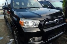 Black 2012 Toyota 4-Runner car automatic at attractive price in Lagos