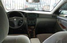 Neat Tokunbo Toyota Corolla 2006 1.6 VVT-i Blue