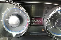 Clean Tokunbo Hyundai Sonata 2012 Blue