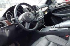 Tokunbo Mercedes-Benz M Class 2012 Black Colour