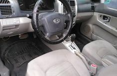 Nigerian used Kia Cerato 2006 1.6 Automatic Black