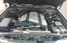 Nigerian Used 2000 Toyota Land Cruiser