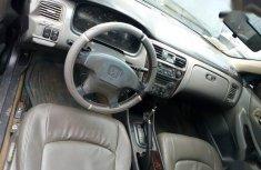 Clean Nigerian used Honda Accord 2001 Black
