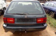 Nigerian Used Volkswagen Passat 1999 Black
