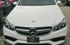 Clean Tokunbo Mercedes-Benz E350 2011 White