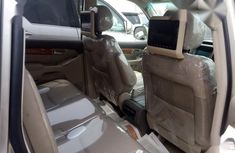 Foreign Used Lexus GX470 2006 Gold Colour